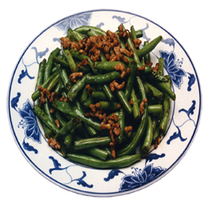 Pork String Bean